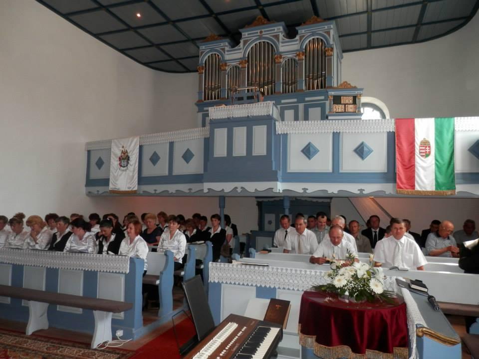 Református Templom (egyházi tulajdon)